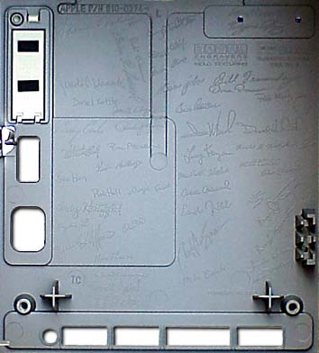 Bild: Rückseite des Macintosh/folklore.org