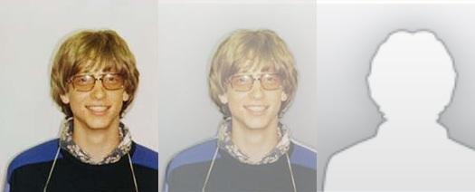 Bild: Bill Gates' Polizeifoto und Silhouette/Ars Technica
