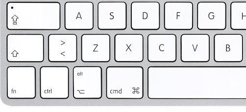 Bild: Apple-Tastatur/Apple
