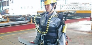 Exoskelette wie das DSME Exoskeleton