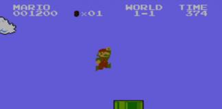 Super Mario eines der besten Retro Games ever.
