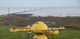 Drohnen für die Paketlieferung