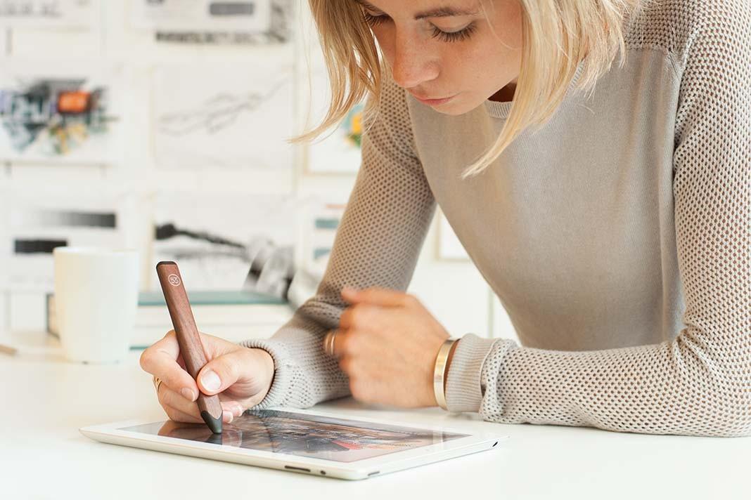 Stylus statt Finger Neue digitale Stifte für Ihr Tablet und Smartphone