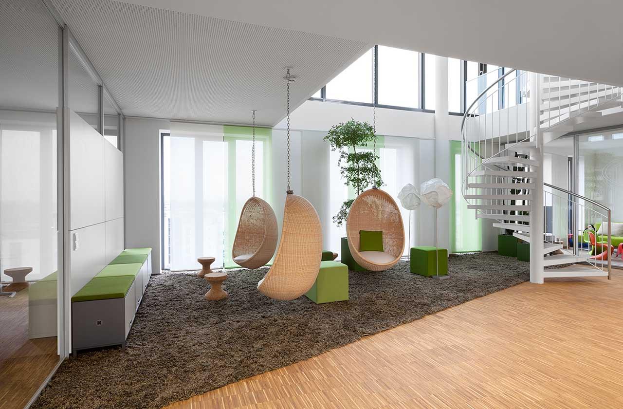 Büroräume: So arbeitet der IT-Mittelstand [Galerie]