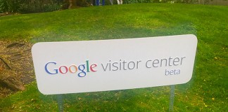 Google Visitor Center m Sillicony Valley