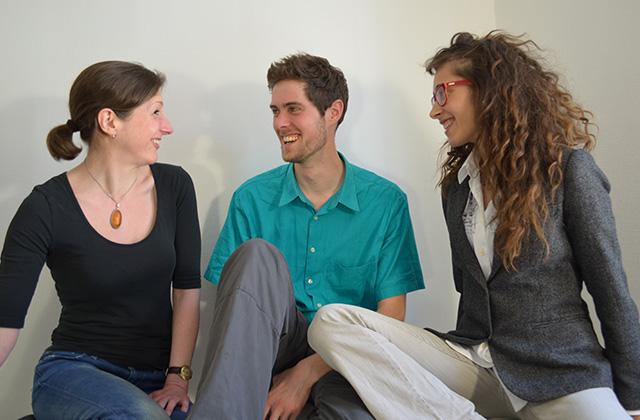 Raquel Jovani-Abril und Team SmileAtLife