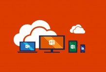 Office 2016 Mac 365-Cloud fester Bestandteil