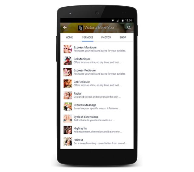 Neue Funktionen auf Facebook