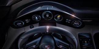 Porsche Innenseite