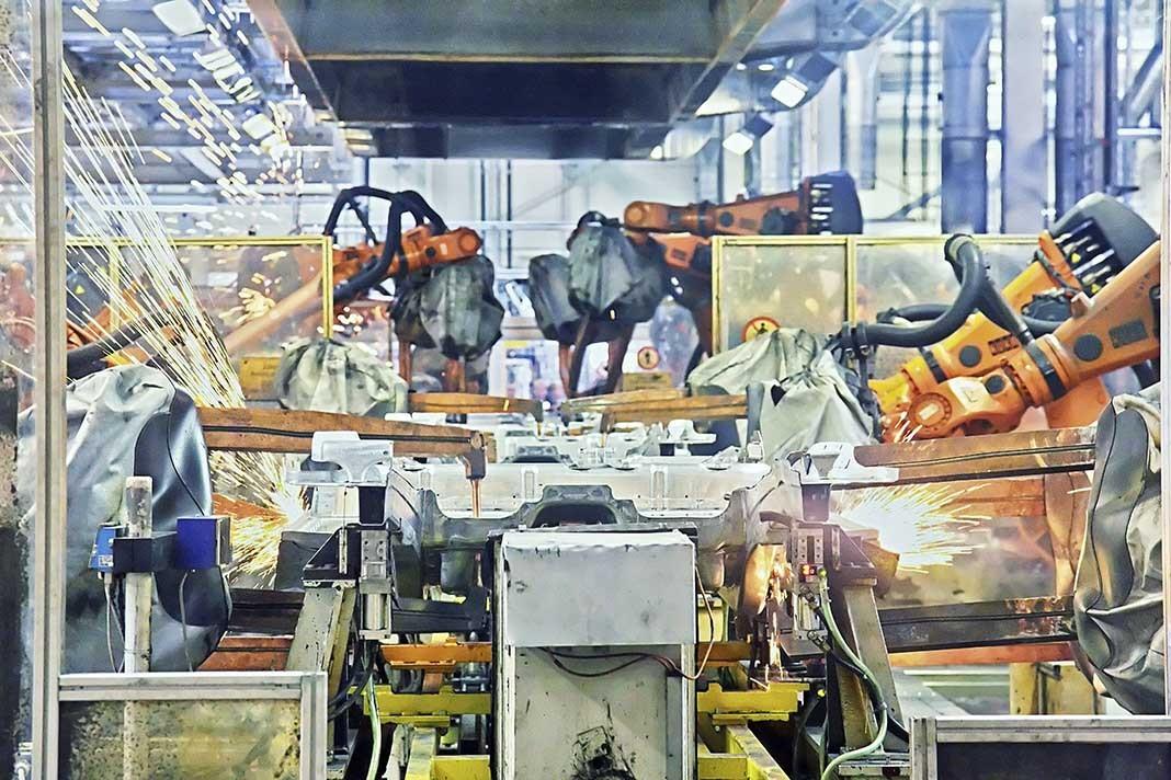 Intralogistik & Industrie 4.0 – Die Zukunft ist heute!
