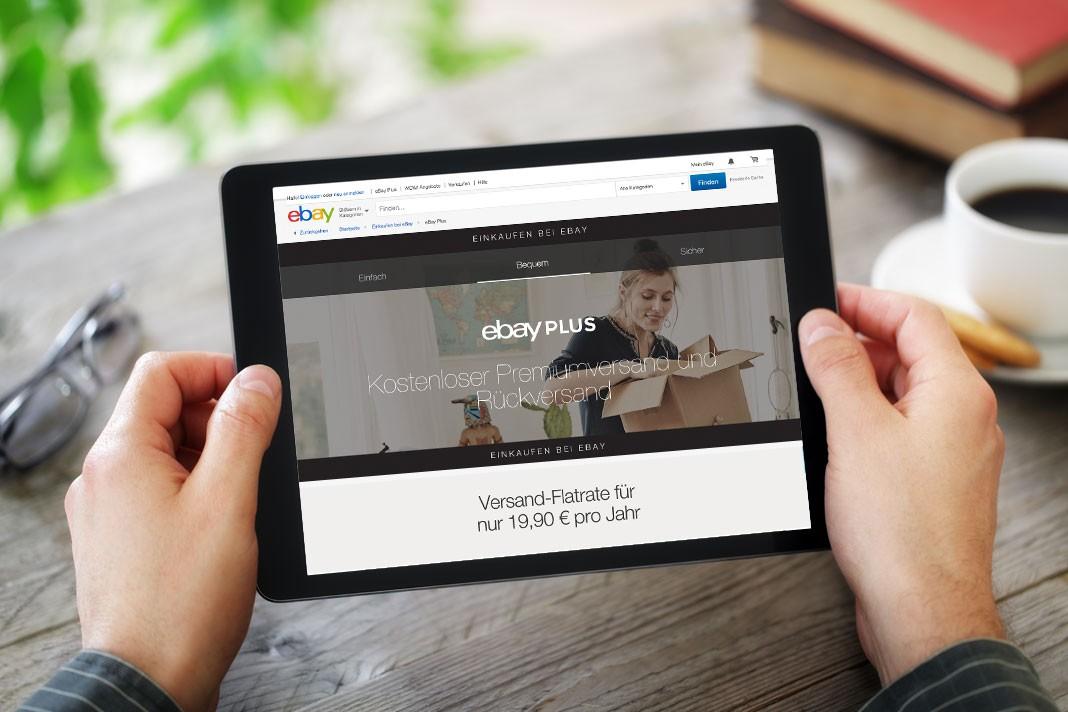 e-Bay Plus soll Amazon mit seinem Prime-Angebot in die Schranken weisen.