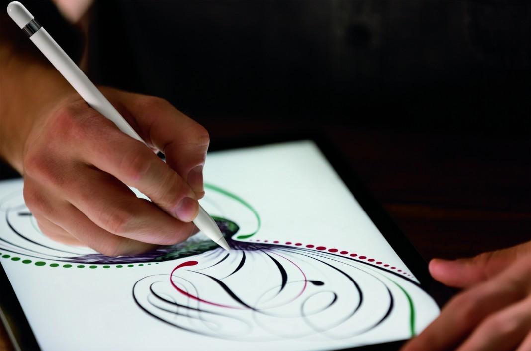 """""""iPad Pro und Apple Pencil sind das neue 'Block und Stift'"""", sagt Evi Meyer, CEO der 3D-Skizzen App UMake."""