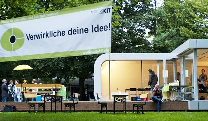 Center for Interdisciplinary Entrepreneurship am Campus Süd des Karlsruher Institut für Technologie
