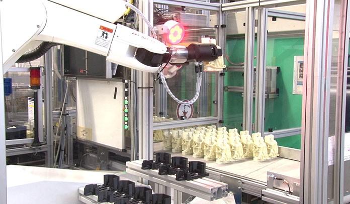 Industrie Robotor Industrie 4.0