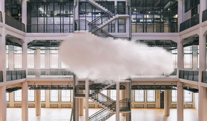 ZKM Karlsruhe Cloudscpaes