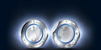 Fünf-Euro-Münze