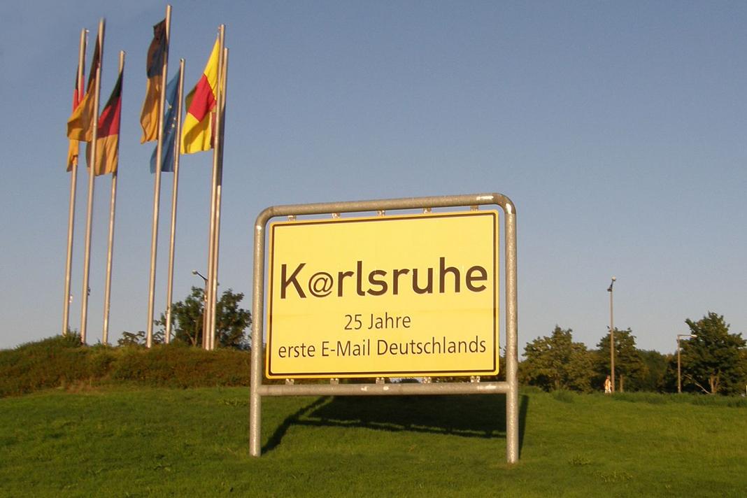 Email Karlsruhe
