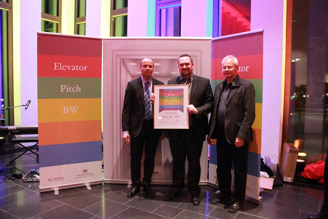 QLIPS GmbH gewinnt 3. Platz