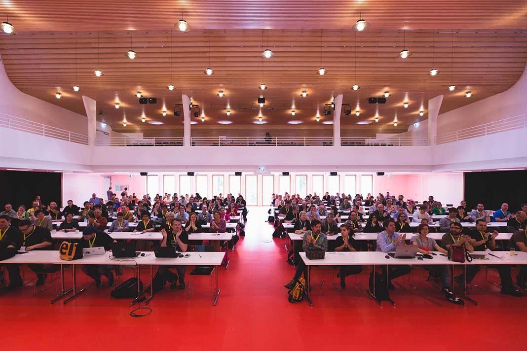 Das Barcamp 2015 in Stuttgart (Bild: Tilo Hensel CC-SA http://www.tilo-hensel.de/fotos-barcamp-stuttgart-2015-bcs8)