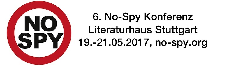 Barcamp No Spy Stuttgart