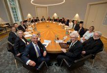 Grün-Schwarze Koalition Startups