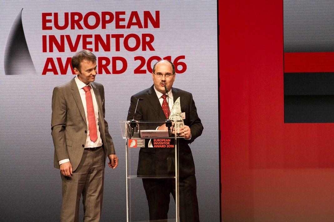 Europischer Erfinderpreis wird verliehen
