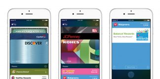 Mobile Payment bei Apple Pay