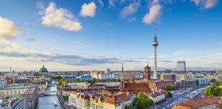 Berlin - Zentrum der deutschen Politik und der Informationsfreiheit