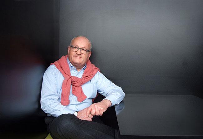 Der Macher hinter der CODE_n Ulrich Dietz (Bild: CODE_n)
