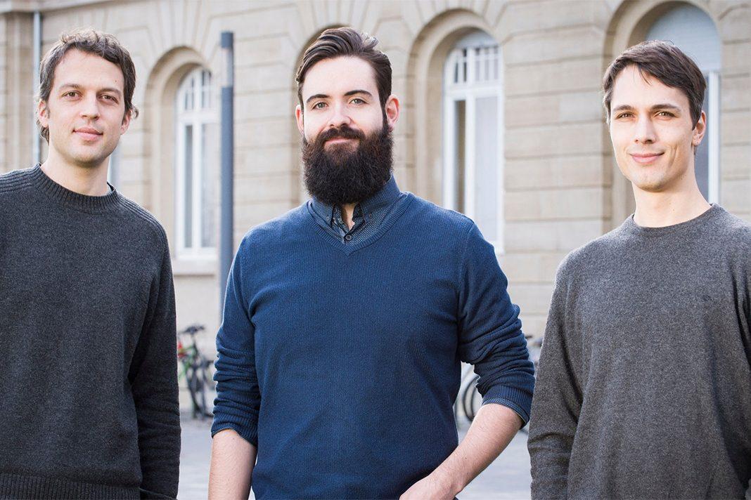 Die Gründer von Kinemic