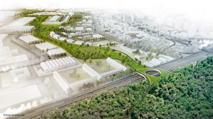 Luftbild Mannheim
