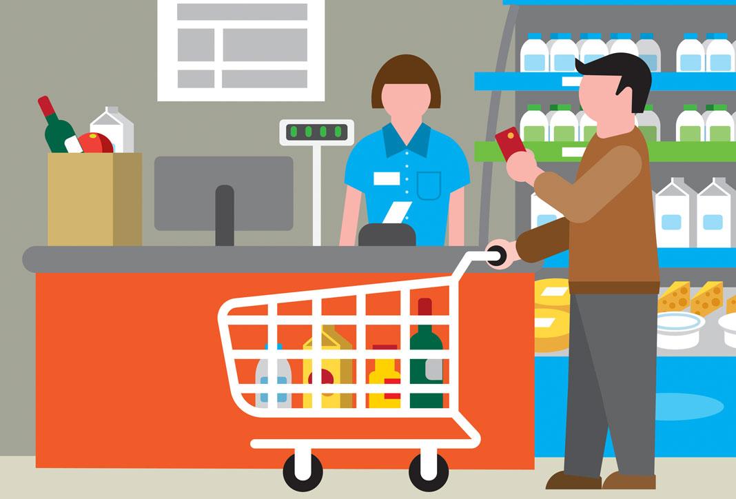Digitalisierung Bestandsverwaltung Im Einzelhandel
