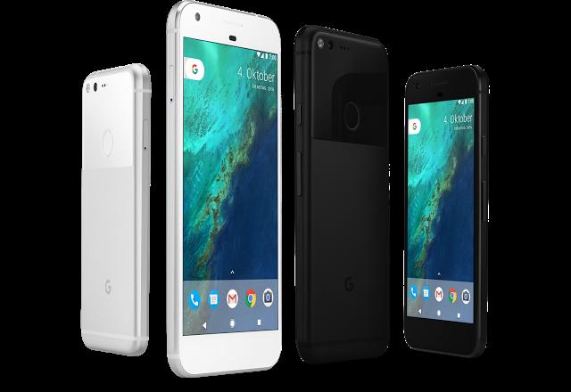 Google Pixel Smarthone