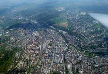 Luftbild Pforzheim