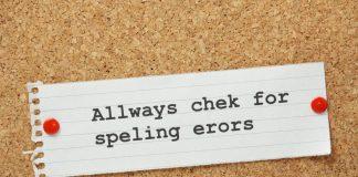 Rechtschreibfehler in Emails & Co vermeiden