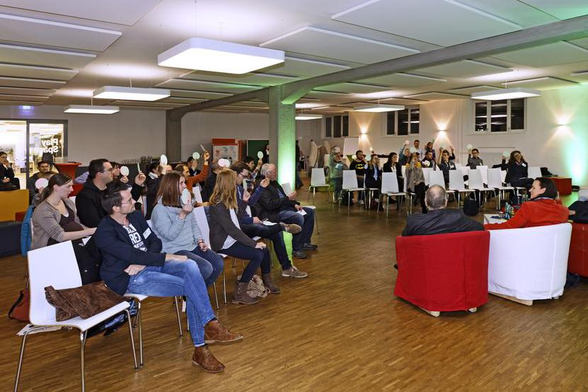 digiTALK Abstimmung
