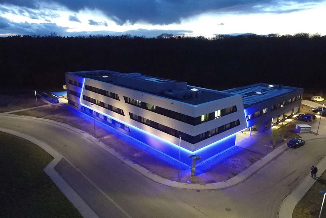Der TUP-Campus ist auch das neue Zuhause der gaxsys GmbH.
