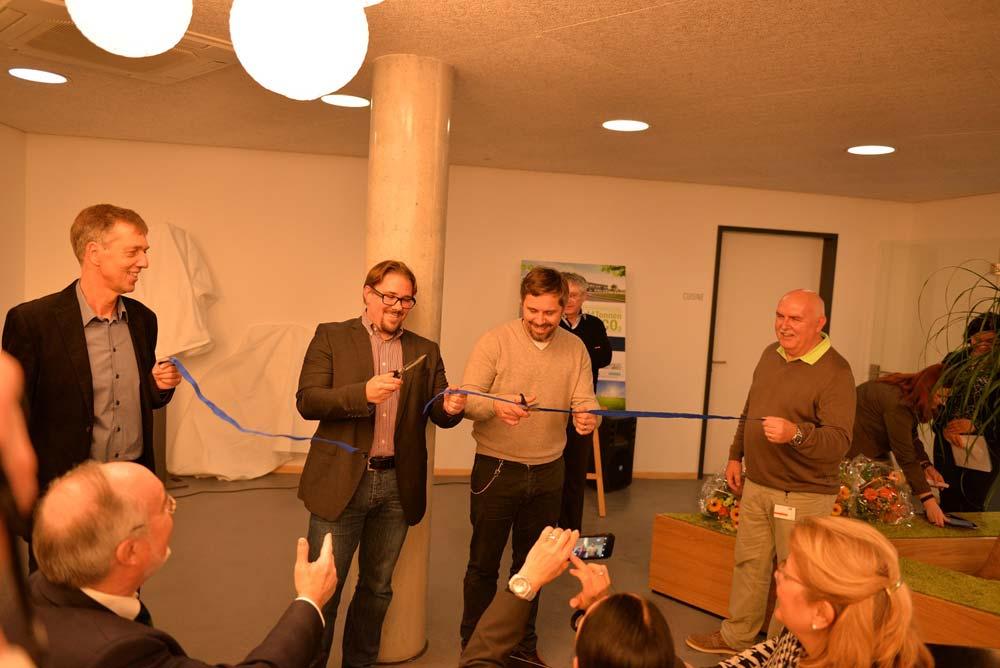 Die Eröffnungsfeier des TUP-Campus war ein toller Erfolg.