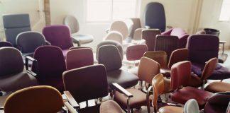 Bewegungsmangel durch zuviel Sitzen