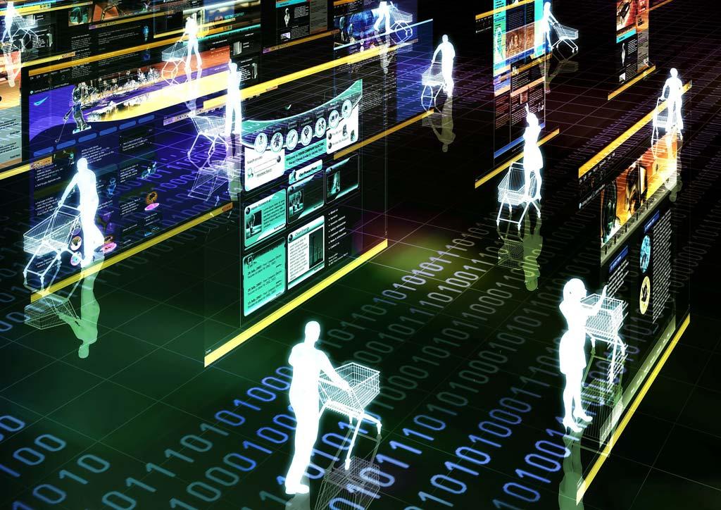 Der Onlinehandel mausert sich zum Geschäftspartner des lokalen Handels.