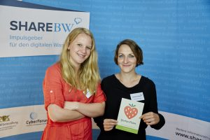 ShareBW Gewinner: Freiburger Startup Gartenpaten. Bildrechte: Christian Ernst.