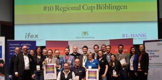 Elevator Pitch BW: Regional Cup Böblingen