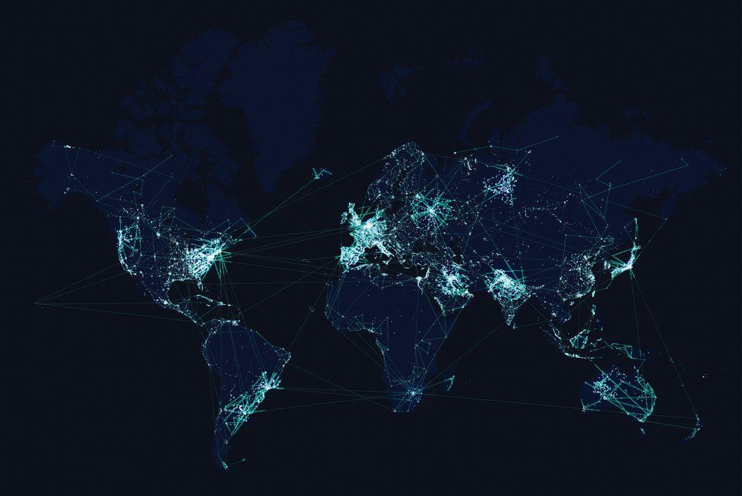 Der Energieverbrauch weltweit steigt an - Öl und Kernenergie sind Standard.