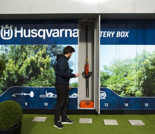 Husqvarna Battery Box - Share Economy