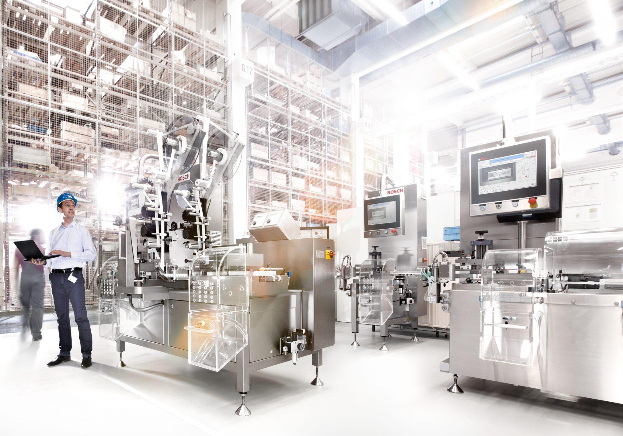 Industrie 4.0 - Sick