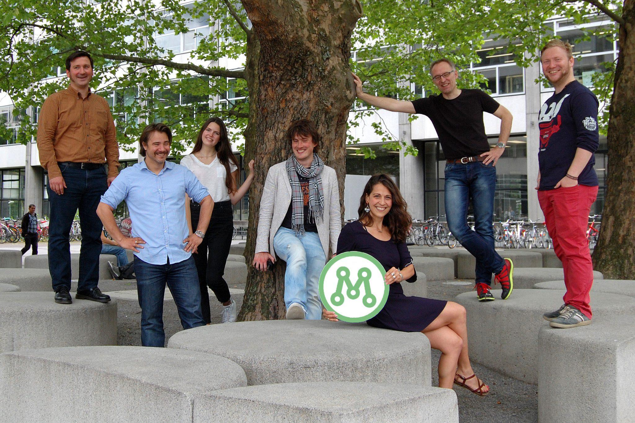 Das Team von MatchRiderGo