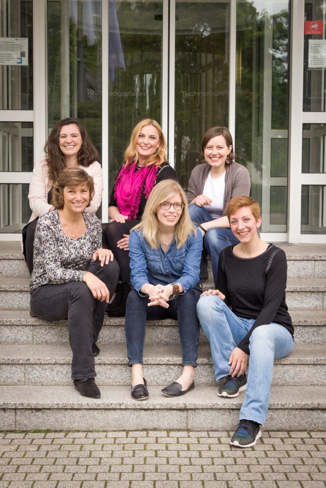 Das Karlsruher Orga-Team der DMW
