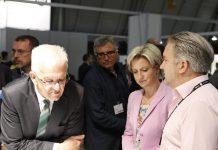 Ministerpräsident Winfried Kretschmann Digitalisierungsstrategie