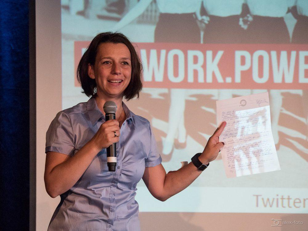 Tamara Högler plädiert für Kooperation statt Konkurrenz