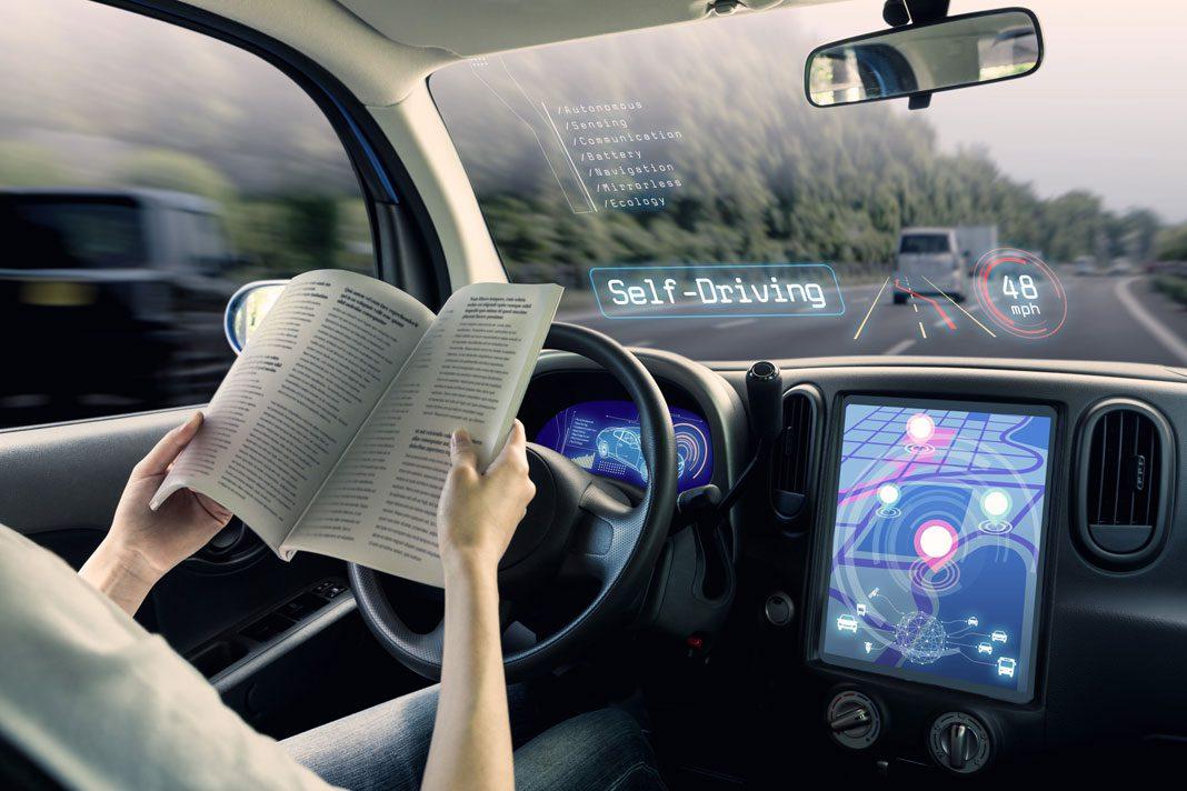 Autonomes Fahren in Deutschland - das wird wohl noch Jahre dauern, bis wir ein selbst fahrendes Auto erleben.